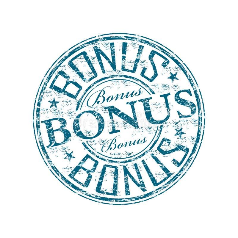 Bonus Grunge Rubber Stamp Royalty Free Stock Image