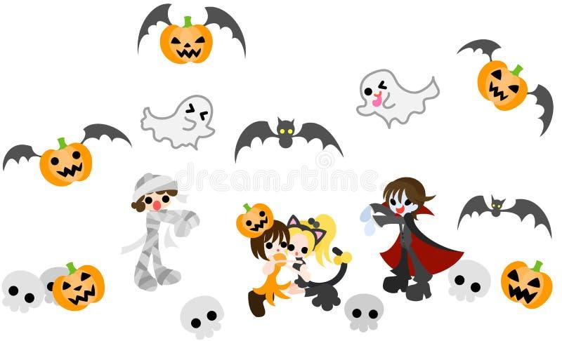 Download Boo! stock vector. Image of children, ghost, kids, artwork - 26542525