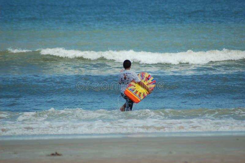 Download Boogie board stock image. Image of shore, florida, ocean - 1116471