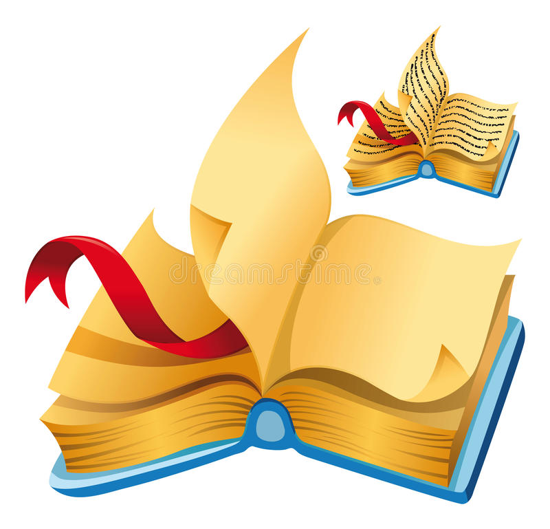 Download Book. stock vector. Image of education, object, poetry - 11508752