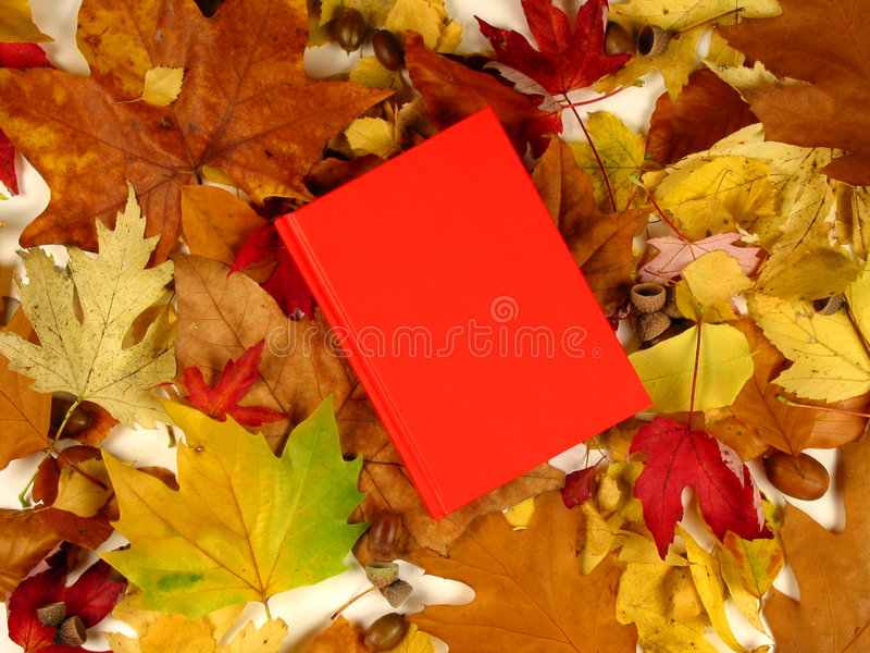 Download The book of autumn (serie) stock image. Image of literature - 288721