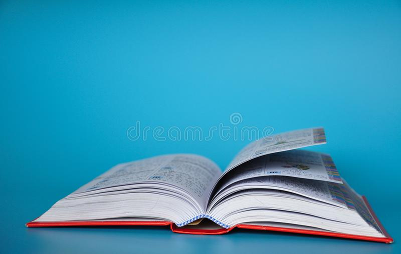 A book royalty free stock photography