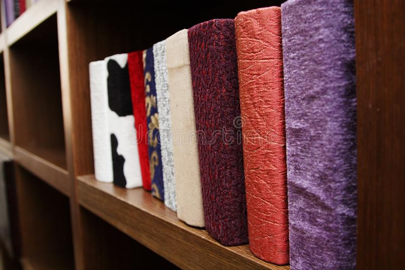 A book case royalty free stock image