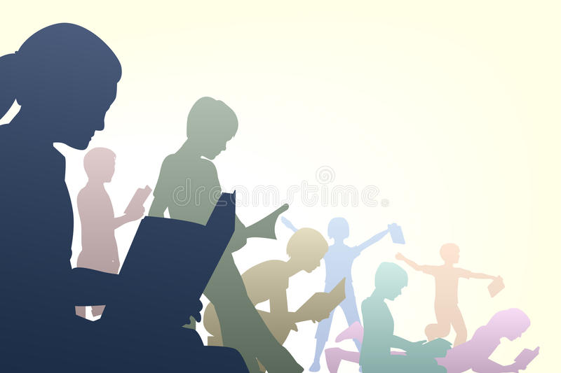Download Book Club Royalty Free Stock Photo - Image: 13508955