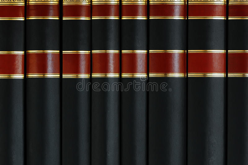 Book collection royalty free stock images