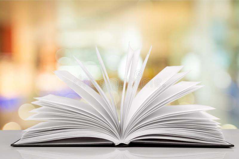 Book. College dictionary education encyclopedia hardcover history royalty free stock photography