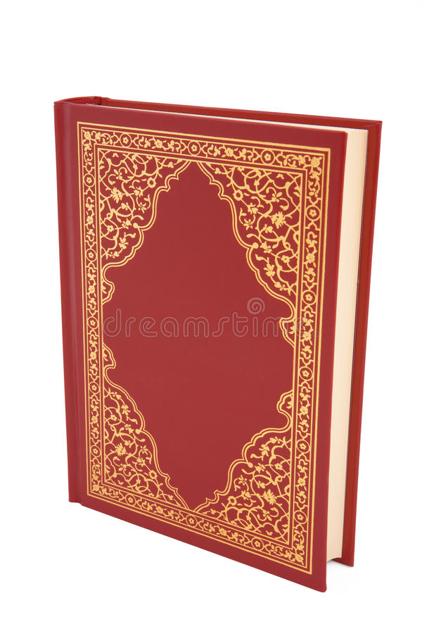 Book cover stock image
