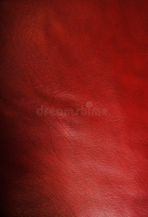 Book cover. Red leather vintage book cover royalty free stock images