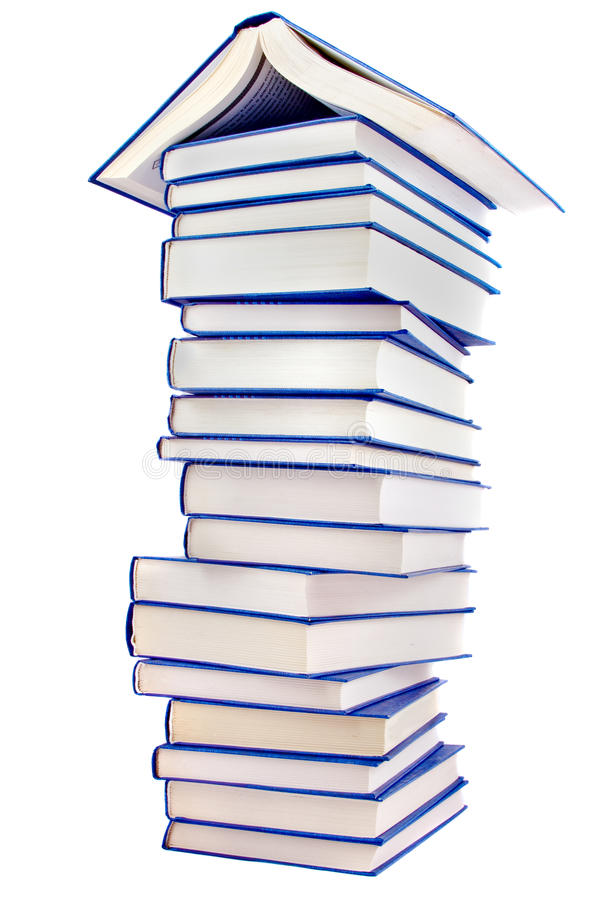 Free Book House Royalty Free Stock Photos - 15625368