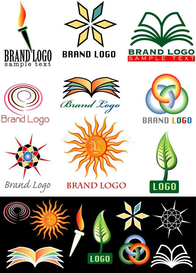 Download Book logos stock vector. Image of button, computer, card - 6309334