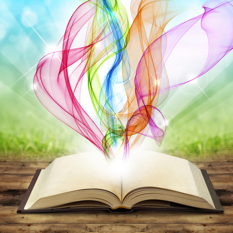 book magic ελεύθερη απεικόνιση δικαιώματος