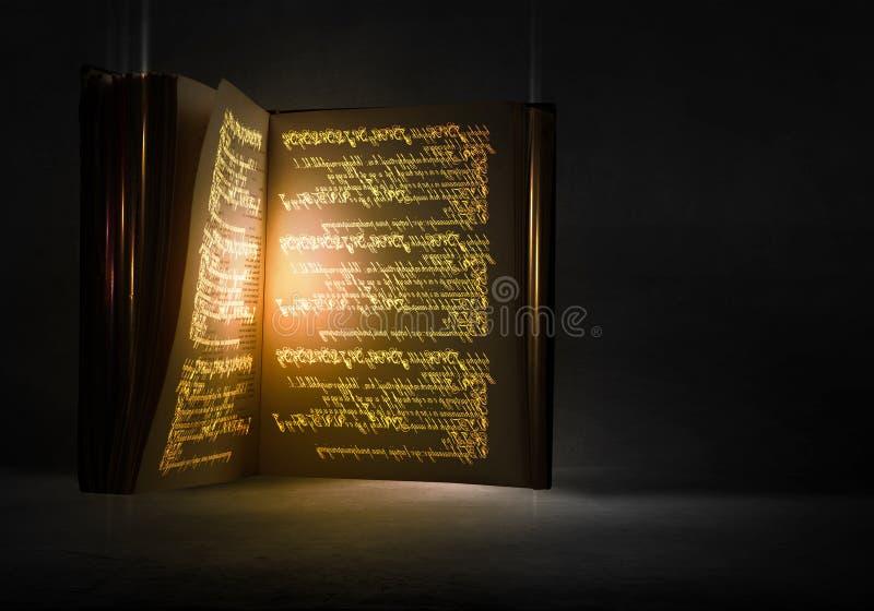 book magic стоковые изображения rf