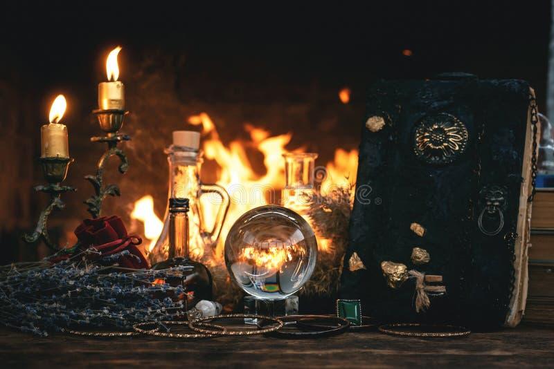 book magic стоковое фото rf