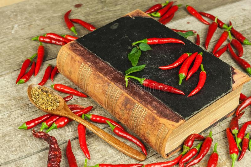 Book of old cookery recipes and fresh chili peppers spicy cuisine download book of old cookery recipes and fresh chili peppers spicy cuisine mexican food forumfinder Gallery