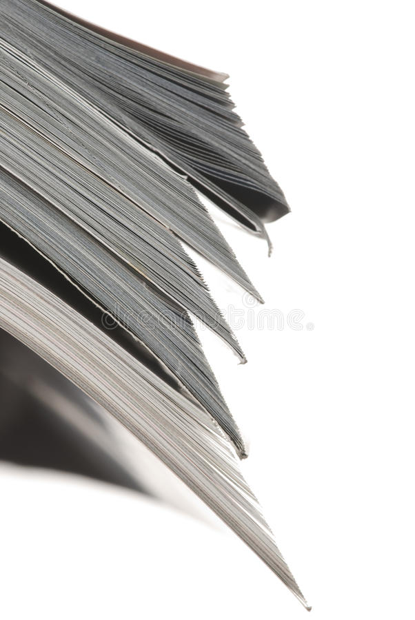 Free Book Pages Royalty Free Stock Image - 12336066