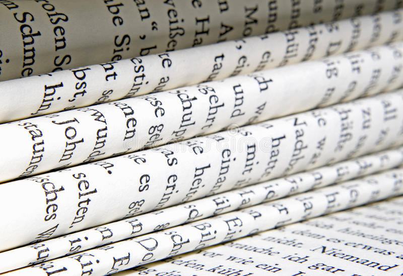 Download Book Pages Stock Images - Image: 12763974