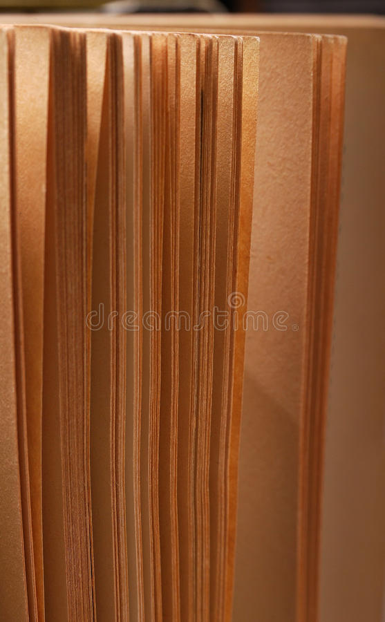 Download Book pages stock image. Image of sepia, school, author - 17647571
