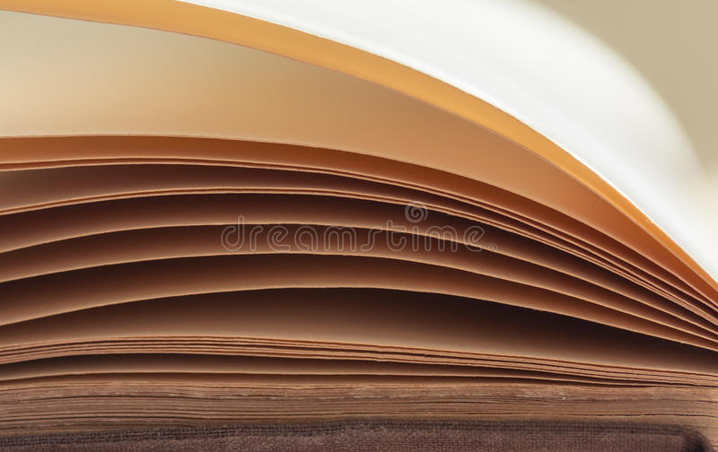 Book pages background stock photos