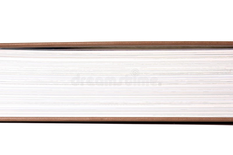 Book pages texture royalty free stock image