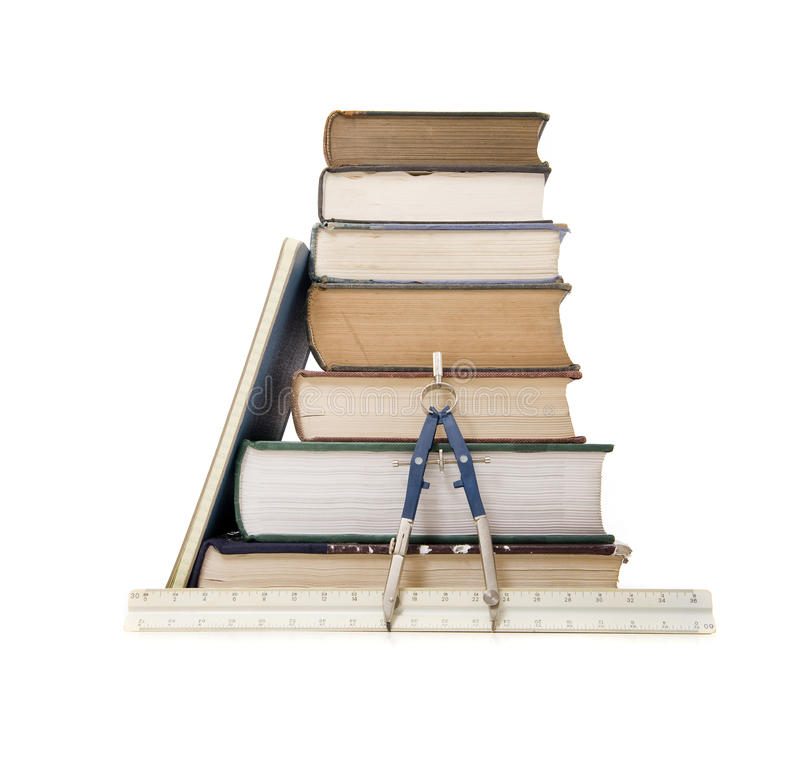 Download Book Pile Royalty Free Stock Photo - Image: 10638415