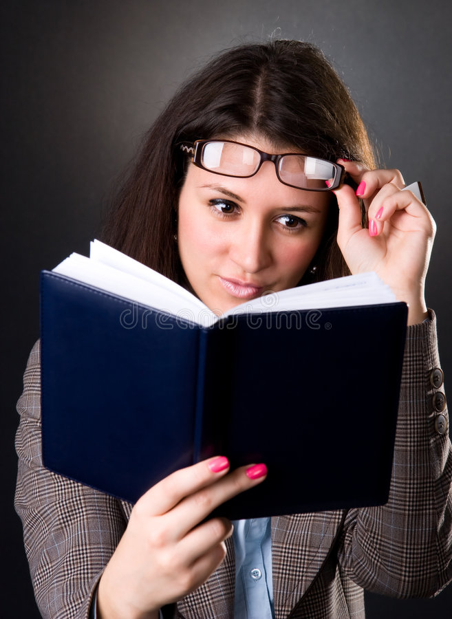 book reading school teacher young στοκ φωτογραφία με δικαίωμα ελεύθερης χρήσης
