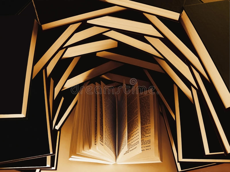 Book Of Secrets Royalty Free Stock Photos