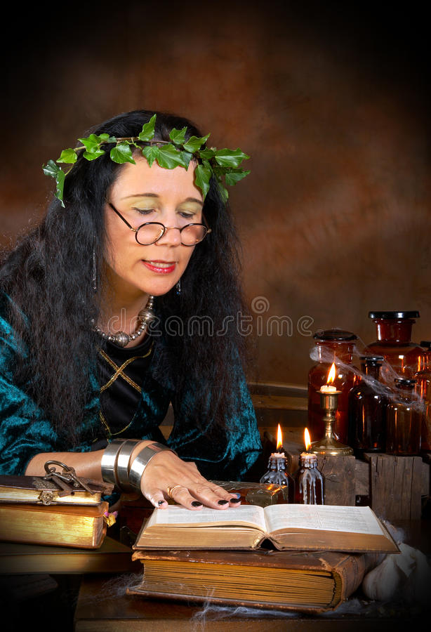 Download Book of shadows stock photo. Image of alchemist, gothic - 16052652