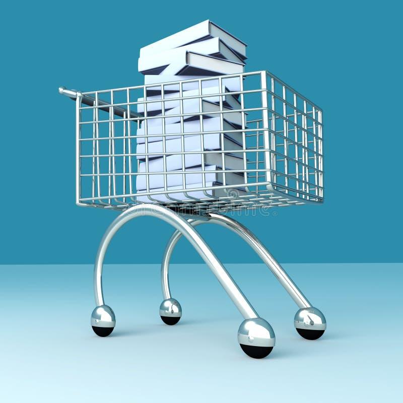 Book Shopping Stock Photos