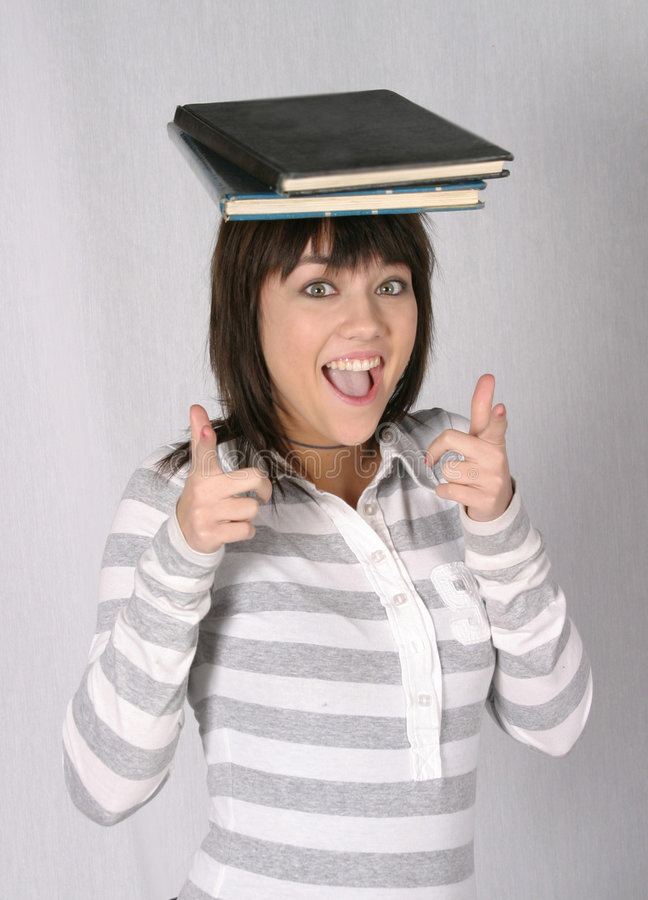 Book Smart stock photography