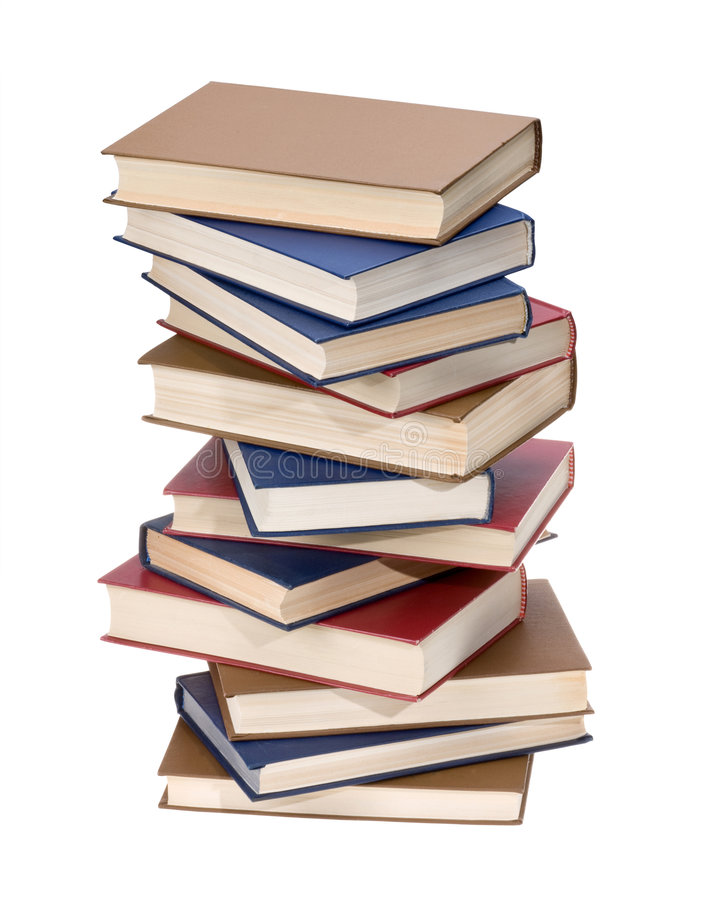 Free Book Stack Stock Images - 8936734