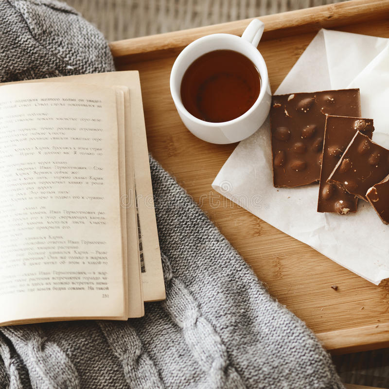Download Book And Sweater Royalty Free Stock Photo - Image: 34029025