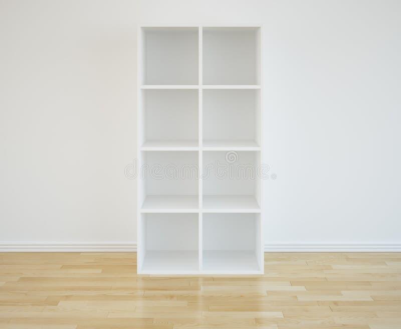 Download Bookcase stock illustration. Illustration of interior - 21605324