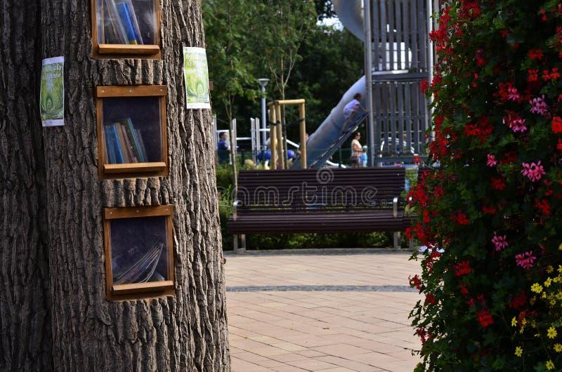 BookCrossing photographie stock libre de droits