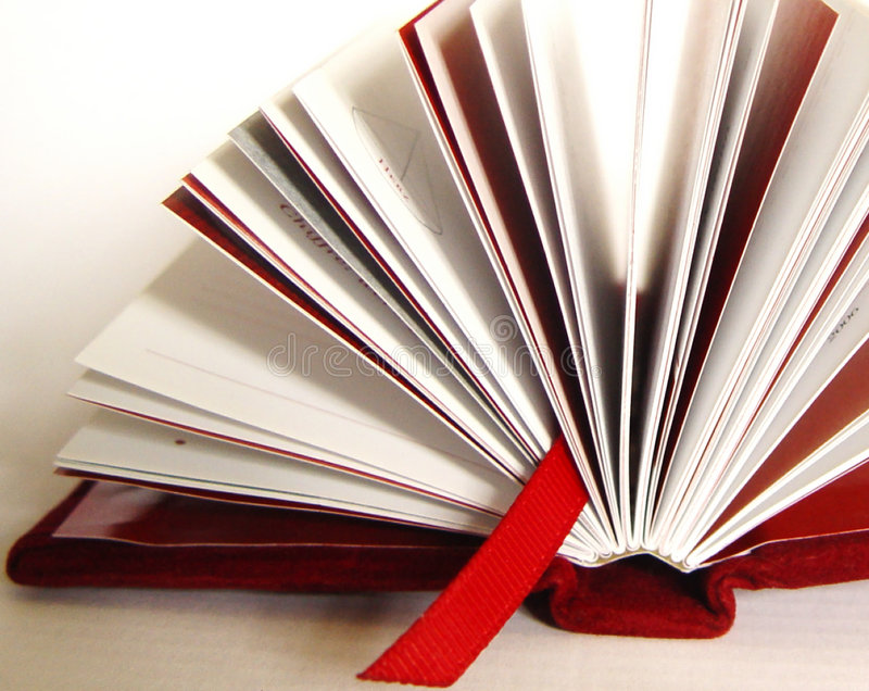 Download Bookmark stock image. Image of page, booklet, satin, bound - 10381