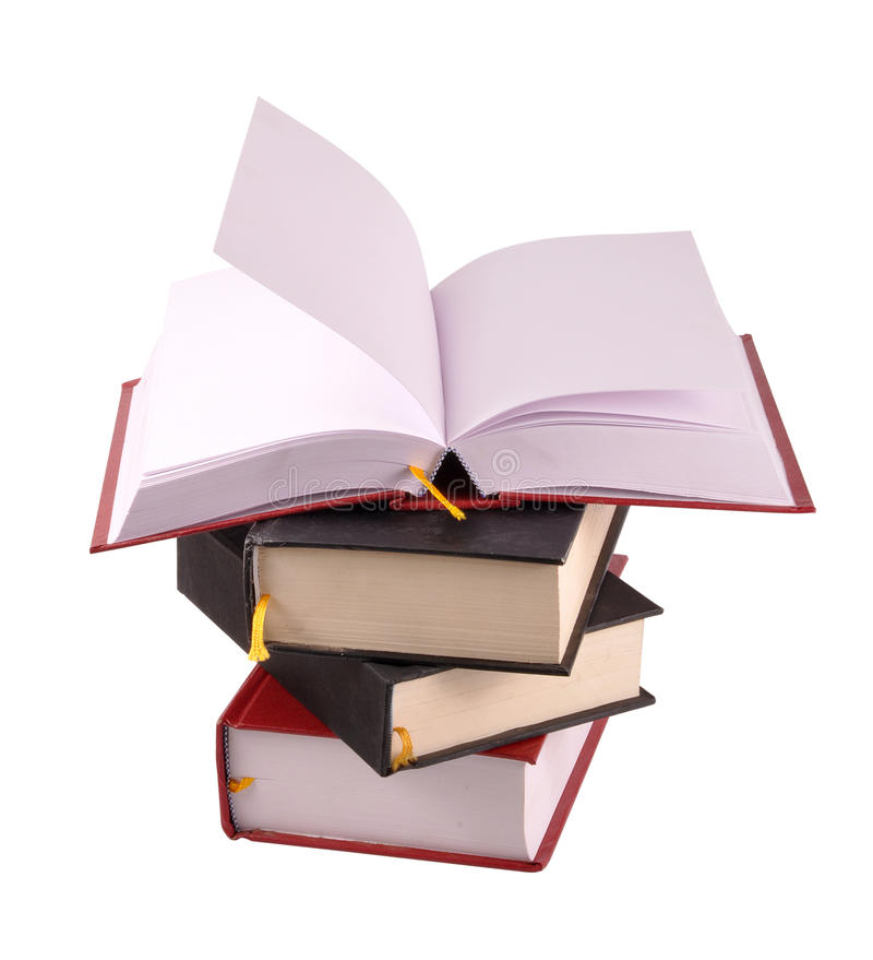 Stem School Ypsilanti: Books Stock Photo. Image Of Library, Closeup, Information