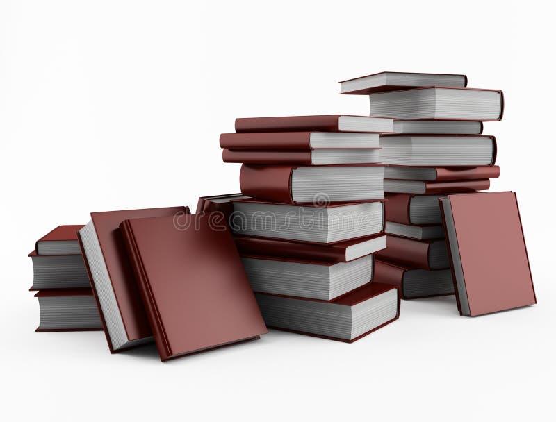 Books stock illustration
