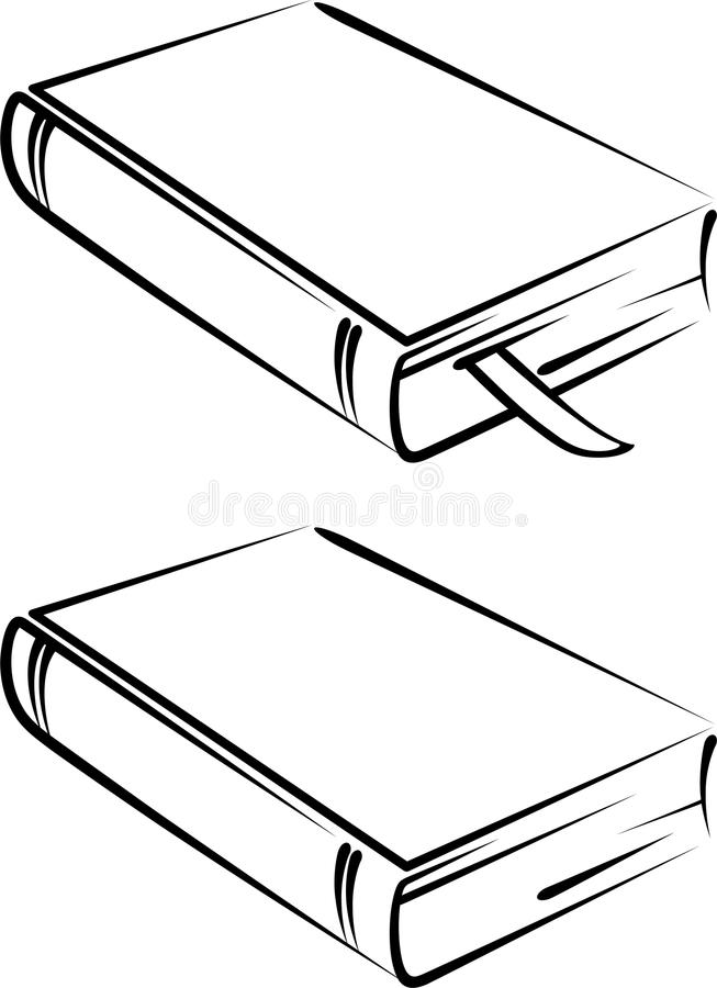Download Books stock vector. Image of design, page, instruction - 18071021