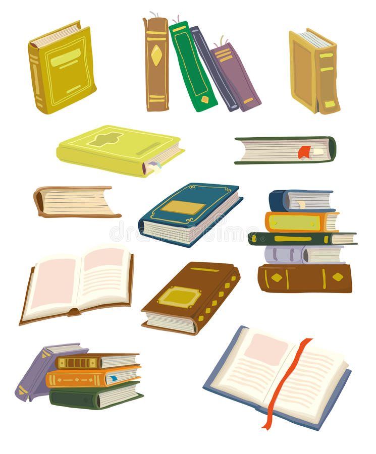 Download Books stock vector. Image of literacy, cover, literature - 22445924