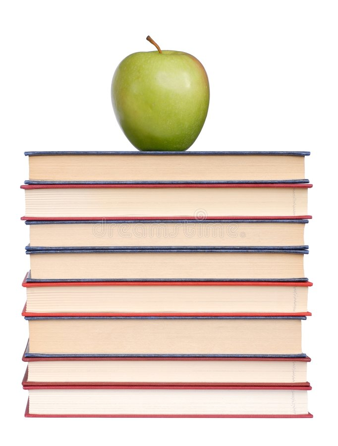 Download Books stock image. Image of nutrition, book, white, food - 2310481