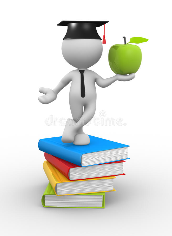 Download Books stock illustration. Image of learning, career, educational - 28779816