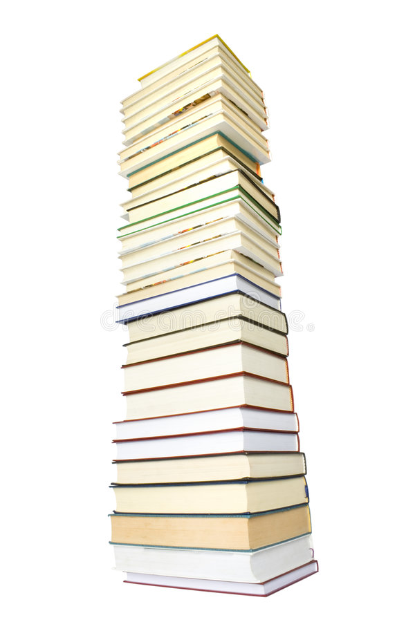Books royalty free stock image