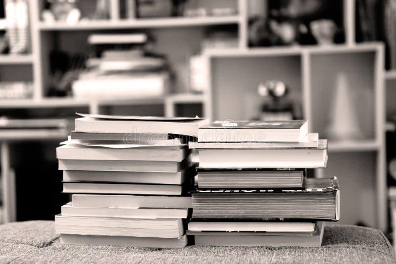 books arkivet royaltyfria bilder