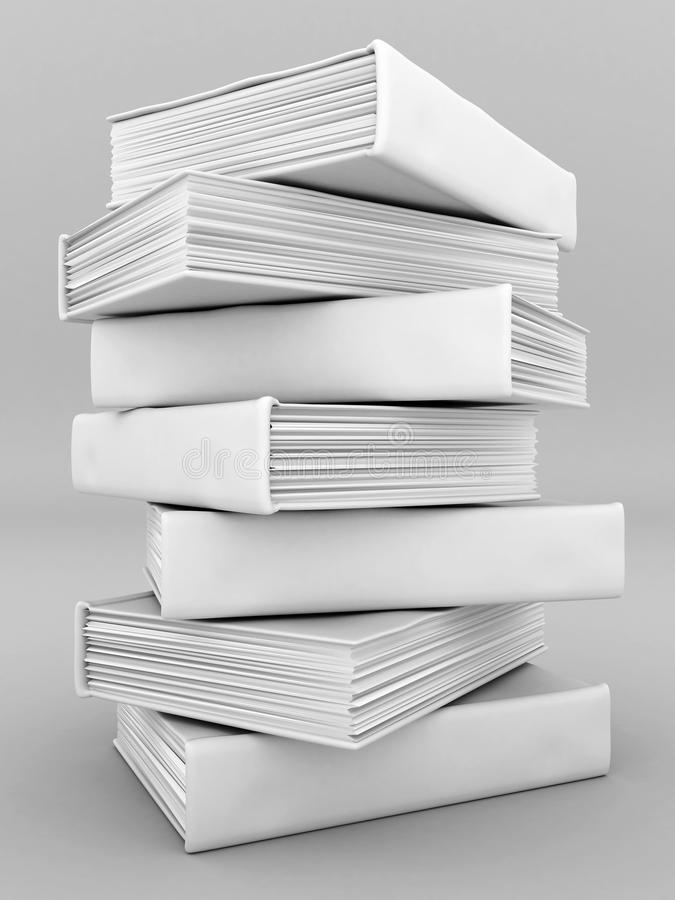 Download Books Bindings And Literature Stock Illustration - Image: 21218605