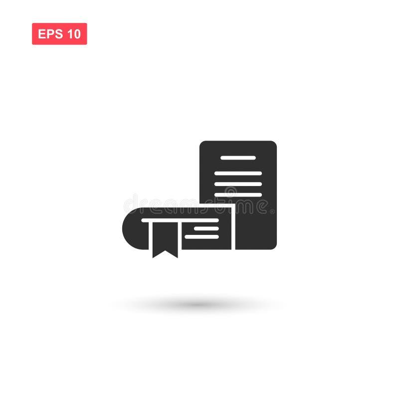 Books bookmark icon vector design isolated vector illustration