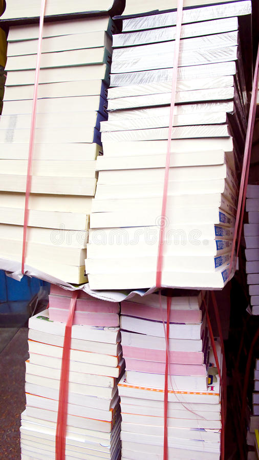 Free Books Bundle Stock Photos - 17123113