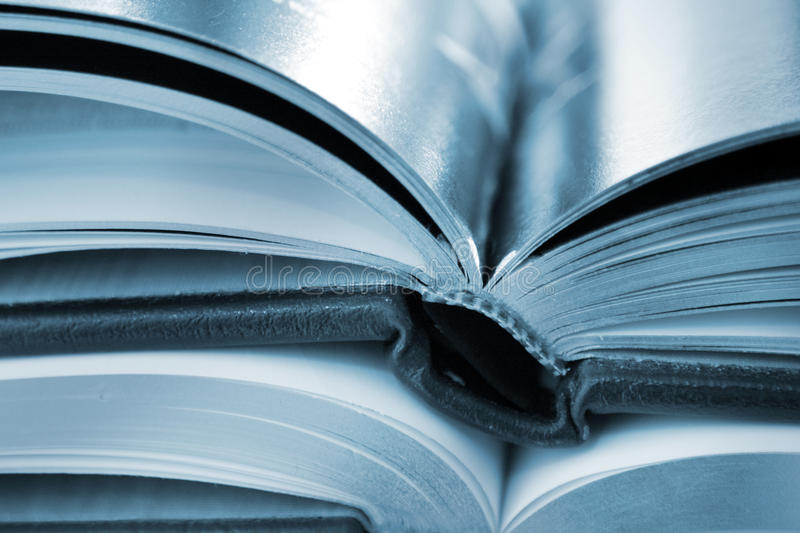 Download Books closeup stock image. Image of pages, books, magazines - 10831863