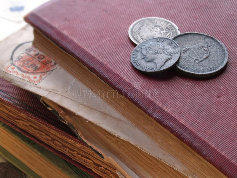 Books with Coins