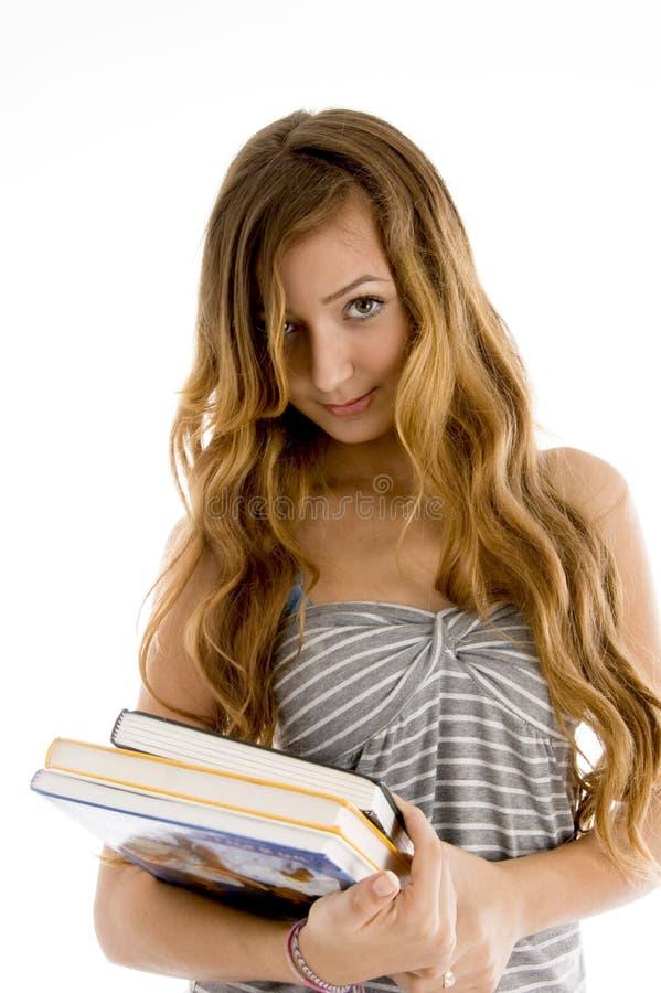books den gulliga holdingtonåringen arkivfoto