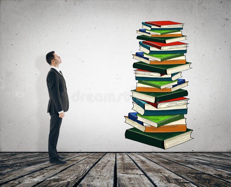 books isolerat gammalt för begrepp utbildning arkivbild