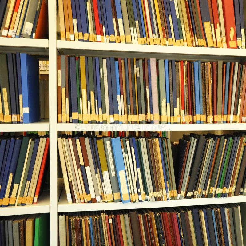 Download Books In A Library Royalty Free Stock Photo - Image: 16477565